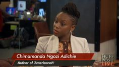 chimamanda adichie - Google Search