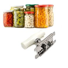 kitchenhoney Adjustable Professional Jar Opener Stainless Steel Spiral Design Imperial Fits Most Jar Sizes Supporting Those with Limited Hand Movement Kitchen Tool * Find out more about the great product at the image link.