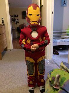 Mads iron man