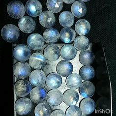 Lovely Rainbow Blue Fire Rose Cut 8 mm Round Cabochons....up and ready after assortment for one grade of quality range.  DM for all types of sizes shape faceting style and quantity requirements for custom work   We specialise in color play gems ...  #labradorite #rainbowmoonstone #opal #sunstone etc.... Reasonable prices easy  PayPal Payments  International WorlWide Delivery  #rainbowfire #rainbowmoonstone #mineral #moomstone #customcut #jewelrysupply #jewelry #jewelrydesigner #pickoftheday…