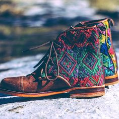 Great Bohemian designed boots.