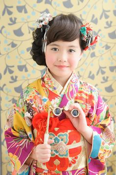 Kimono for child.