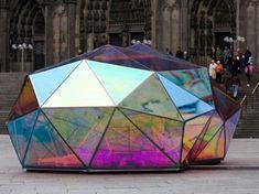 Holographic Sculpture