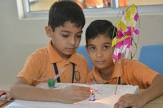 At Cambridge Court World School in Jaipur, We offer concept based learning to build conceptual schema in students. It helps the students think on sophisticated situations and makes them more creative. School Fun, High School, Top School, Smart Class, Reality Of Life, Helping Children, Child Face, Education System, Play To Learn