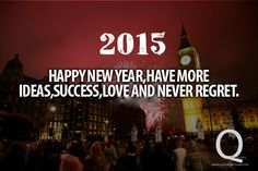 how this new years day brings happiness the success success to you in