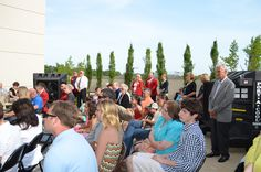 Tuesday, June 25, 2013-First Community Bank had a great turnout at its Business After Hours at WRMC.