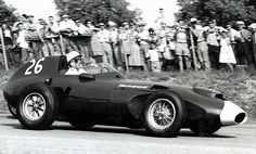 1958 Stirling Moss, Vanwall