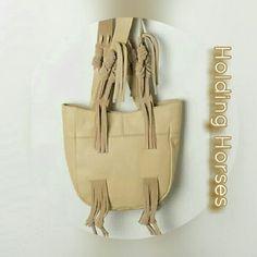"Selling this NWOT ANTHROPOLOGIE - ""Holding Horses"" Leather Bag in my Poshmark closet! My username is: katzkoz. #shopmycloset #poshmark #fashion #shopping #style #forsale #Anthropologie #Handbags"