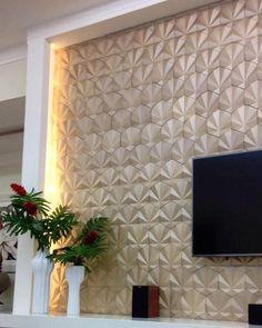 Home Decoration Cheap IdeasHome Decorating Websites Free 3d Wall Decor, Creative Wall Decor, 3d Wall Tiles, Interior Sliding Barn Doors, Wall Panel Design, Ceiling Design, 3d Wallpaper Home, Wall Design, Tv Wall Decor