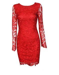Maxi Lace dress