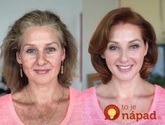 23 Before And After Photos That Shows The Power Of Makeup Here are incredible before and after makeup photos that show not only the power of makeup but also the talent of the makeup artist. Enjoy awesome makeup transformation photos of the day. Best Makeup Tips, Best Makeup Products, Makeup Over 50, Makeup For Older Women, Makeup To Look Younger, Beauty Makeover, Power Of Makeup, Hooded Eye Makeup, Photo Makeup