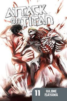 by Hajime Isayama Do You Think This World Has a Future?  Thanks to Eren's timely arrival, the 104th has managed to turn the tide at Wall Rose. But this momentary victory forces two more traitors into a corner – and the identity of the Titans who have been destroying the walls is revealed! What can Eren do against the two most dangerous monsters humanity has ever faced? And who else might be an enemy in disguise?