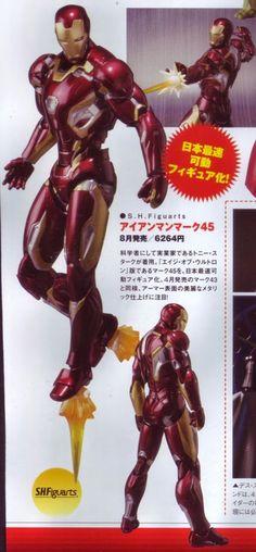 Nova armadura, bastidores e curiosidades dos Vingadores: Era de Ultron