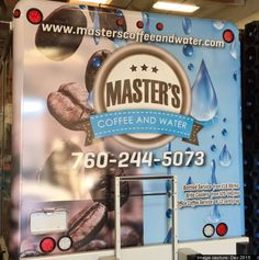 Master's Coffee and Water delivers to businesses and homes in San Bernardino and Riverside Counties (also parts of LA County). We do bottled and purified water, coolers, brewers of all types and many types of coffee. Bulk, beans, packets, and I-Kups are all on our menu. We are family owned, locally run, For business we are committed to saving you 10% or more. If you want to save money, actually MATTER as a customer to your provider, we would love to meet you and have the opportunity to…
