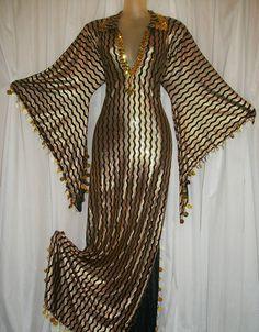 EGYPT GALABEYA BALADI ,BELLY DANCE,ABAYA SAIDI ,DRESS ,COSTUME,LONG