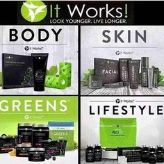 We are more than just wraps... We offer something that can fit everyone's lifestyle! You can find over 30 ALL natural health and wellness products by just visiting our site.  Best part is I can give you 40% off product of your choice when you join my 90 day challenge.  Msg me for details or visit http://healthysoulhealthymind.myitworks. com/