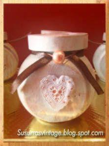 tarrito con detalle corazon