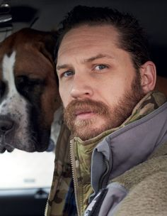 """tom hardy variations — """"The trouble with Hollywood is that they want you..."""