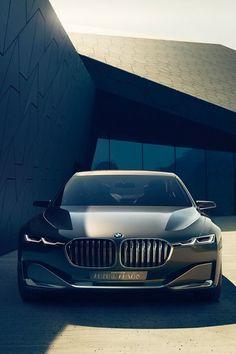 BMW 9 series 2014