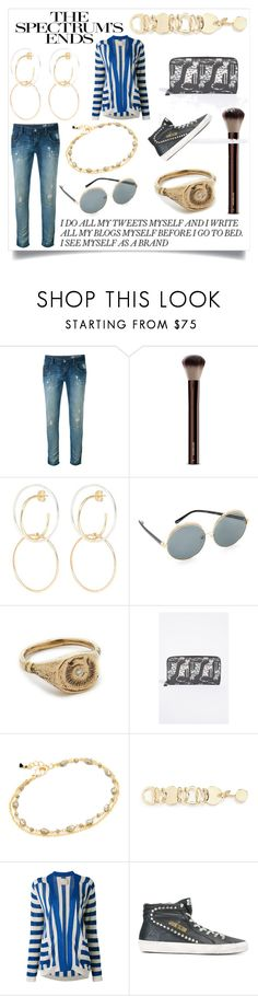 """""""Someone with great style"""" by emmamegan-5678 ❤ liked on Polyvore featuring Diesel, Hourglass Cosmetics, Charlotte Chesnais, N°21, Jacqueline Rose, Paul & Joe Sister, Lacey Ryan, Eddie Borgo, Laneus and Golden Goose"""