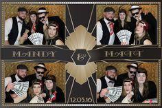 Gatsby Wedding 4x6 l