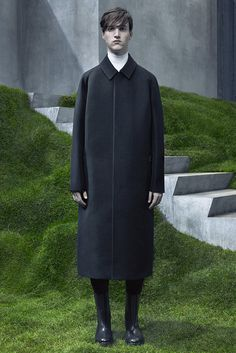 This Balenciaga Menswear Collection Blends Style with Comfort #minimalist trendhunter.com