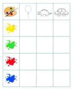 Matematikai tartalmú játékok óvodásoknak