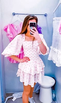 Preppy Summer Outfits, Preppy Girl, Preppy Style, Cute Casual Outfits, Preppy Clothes, Girly Outfits, Preppy Dresses, Teen Style, Skirt Outfits