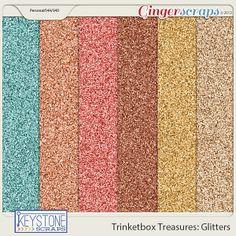 Trinketbox Treasures: Glitters
