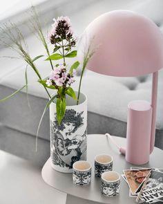 Olympia Vase by Bjørn Wiinblad Danish Design Store, Cosy Corner, Branding, Crystal Vase, Modern Shop, Fresh Flowers, Spring Flowers, Tea Light Holder, Olympia