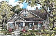 122 best house plans images on pinterest future house for Eplans craftsman bungalow 11192