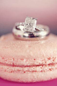 View entire slideshow: Stunning Solitaire Engagement Rings on http://www.stylemepretty.com/collection/2016/