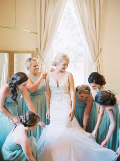 Summer Wedding in Savannah, Georgia, photographed by Julie Paisley Photography