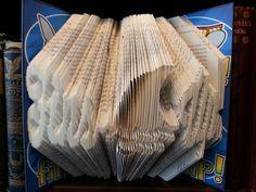 Jimmy Buffett parrothead Fins Up! folded book