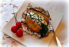 Simi´s Sattmacher: Gefüllte Ofenkartoffel