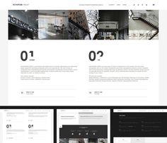 Activation Group Website V1.0 on Behance