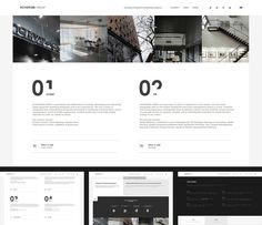 Activation Group Website V1.0 on Behance
