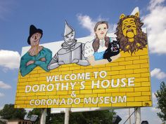 """Liberal, Kansas Dorothy's House and Land of Oz A house turned museum is the real-life """"home"""" of the fictional main character of The Wizard..."""