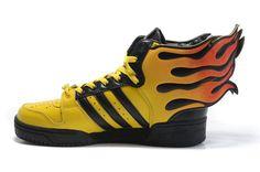 Chaussures adidas Originals x Jeremy Scott JS Wings 2.0 Flame