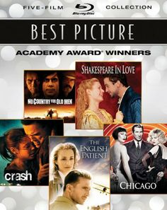 Best Picture Academy Award Winners Collection Blu-ray | Classic Films & Movies on Blu-Ray DVDs | TCM Store