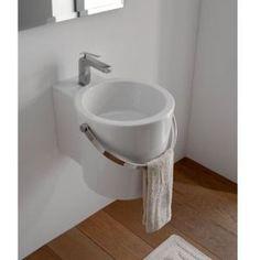 Vasque à poser ou à suspendre Bucket