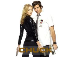 Chuck    http://www.imdb.com/title/tt0934814/