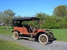 1908 Locomobile Model E - (Locomobile Co. of America, Bridgeport, Connecticut 1899-1929)