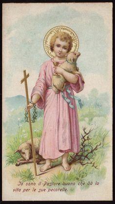 imagen del niño dios con ovejas - Buscar con Google                                                                                                                                                                                 Más