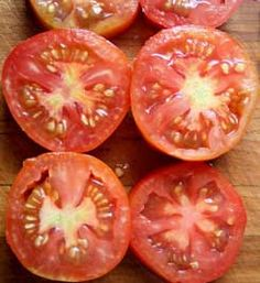 Three Ways to Save Tomato Seeds, save seeds and save money too...