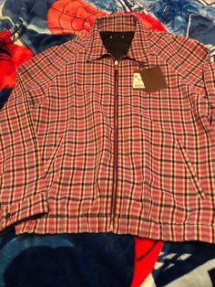 5bb486b6a41 Mens Luis Vuitton Bomber jacket. size LV 50. Riversible! MSRP $799! Estate  sale! #fashion #clothing #shoes #accessories #mensclothing #coatsjackets  (ebay ...