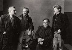 Martin Scorcese & Steven Spielberg & Francis Ford Coppola & George Lucas by Annie Leibovitz