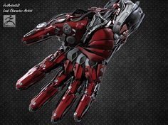 Hand Cyborg , jeison silva on ArtStation at… Robot Concept Art, Armor Concept, Weapon Concept Art, Tattoos Bras, Robot Parts, Gato Anime, Corps Parfait, Future Soldier, E Mc2