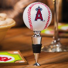 Los Angeles Angels of Anaheim Baseball Stopper