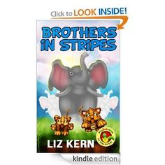 FREE KIndle Book on Amazon.com: Brothers In Stripes eBook: Liz Kern: Kindle Store